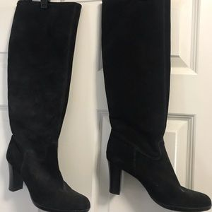 Unisa Shoes - Unisa Black Suede boots size 38